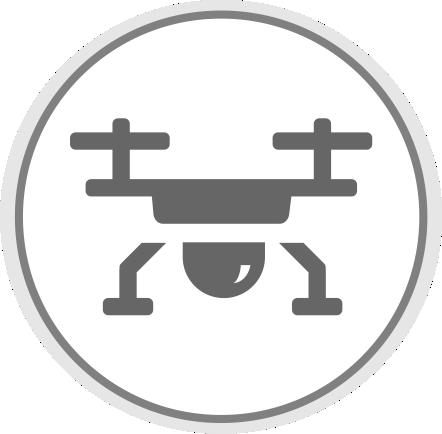 Drohnenvideos in 4K (Einzelsequenzen)