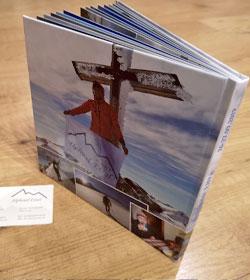 Brandbook - Fotobuch -Dokumentation