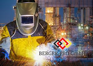 Berger-Pro GmbH Schweiß München.